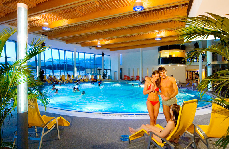 Hotel Brunico Spa